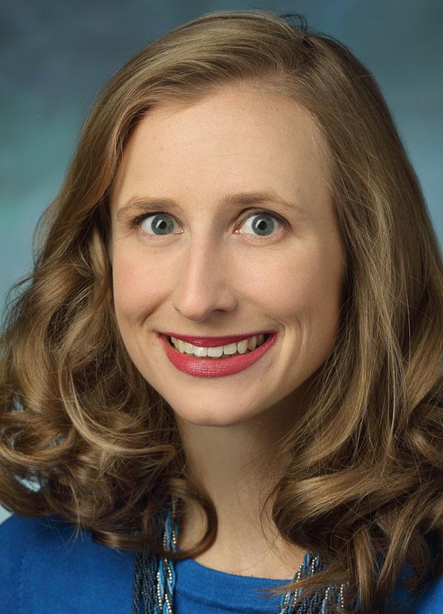 headshot of Allison Nogi