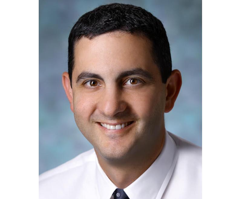 headshot of Michael Friedman