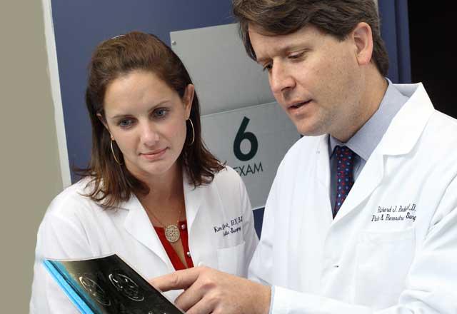 Drs. Seifert and Redett