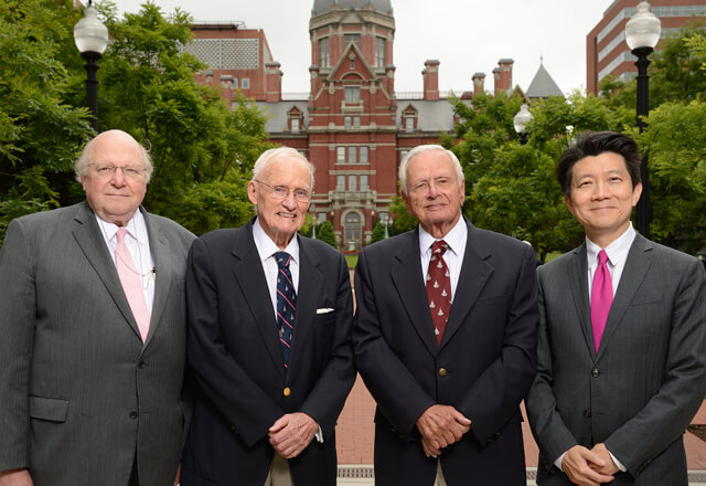 The Four Chiefs
