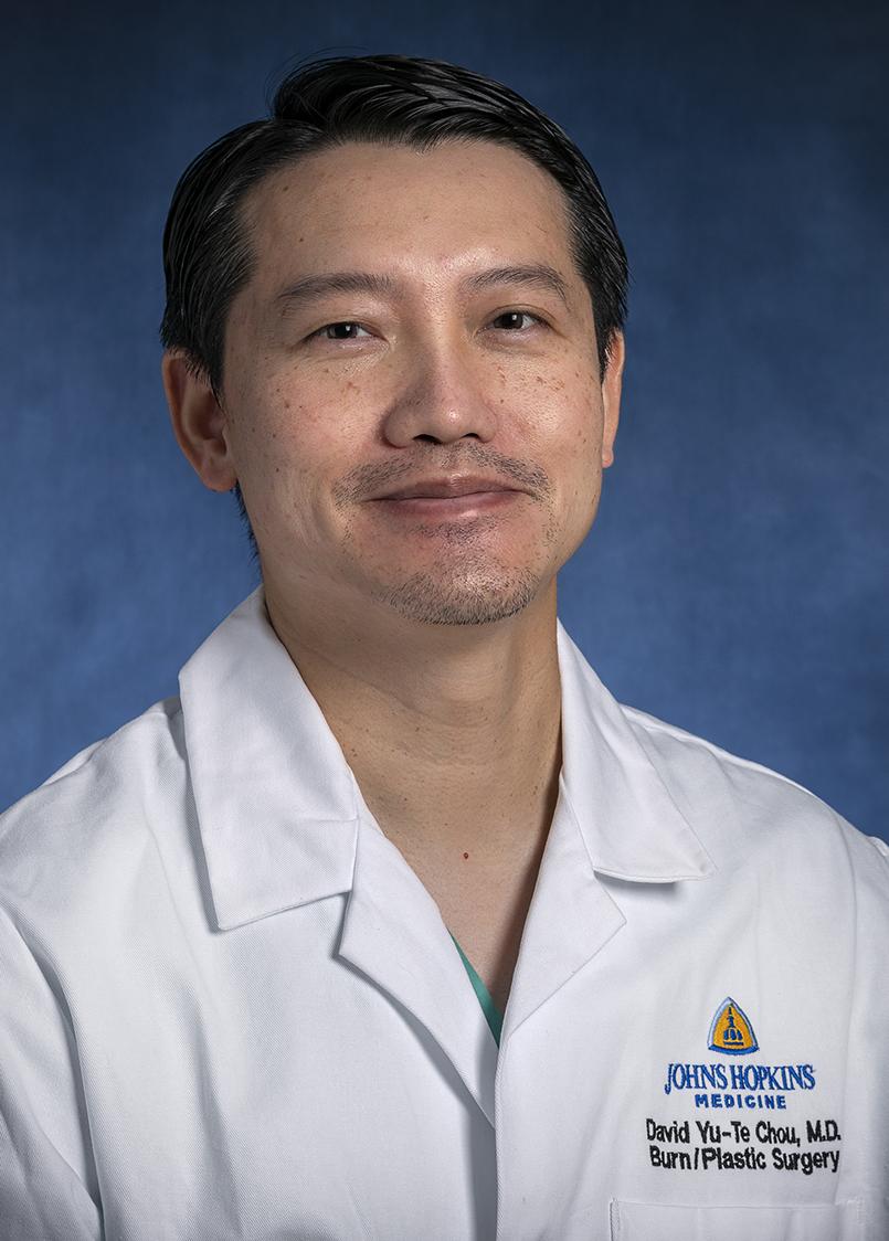 David Yu-Te Chou