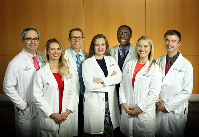 Johns Hopkins lymphedema surgeons.