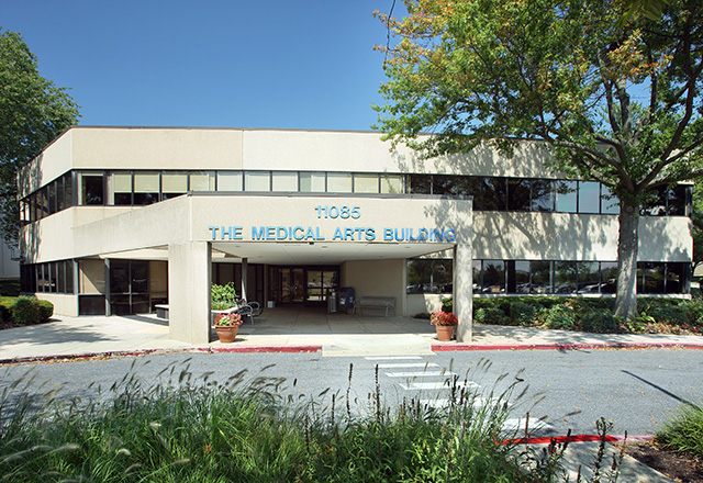 The Medical Arts building at Howard County General Hospital.
