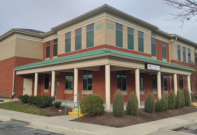 The Pediatric Plastic Surgery clinic in Annapolis.
