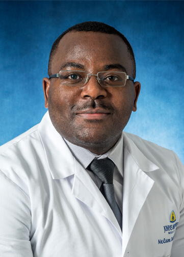 Nelson Katindo, M.D.