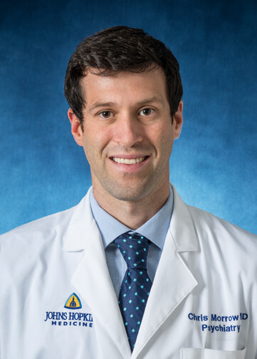 Christopher Morrow, M.D.