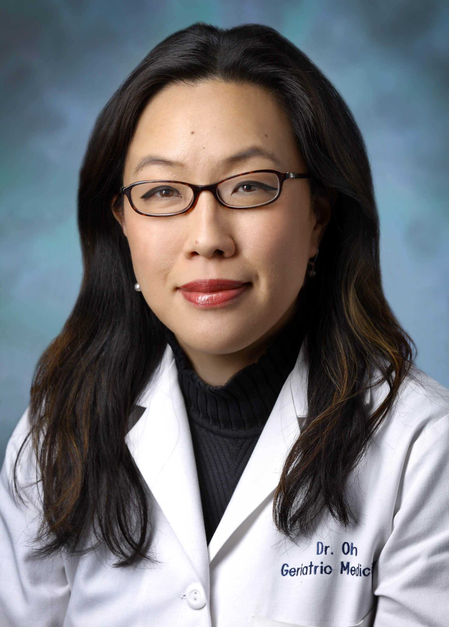 Esther Oh, M.D., Ph.D.