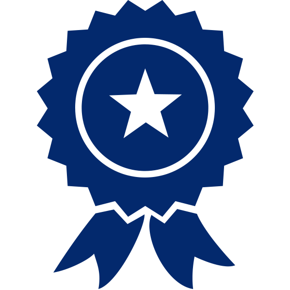 icon of a award