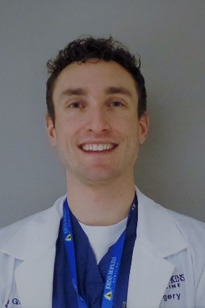 Jaron Graeber - PA Surgical Residency