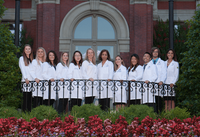 residency group picture