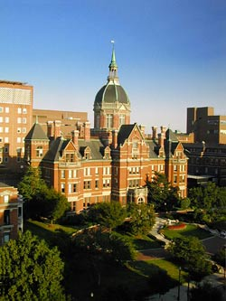 All transplant programs are managed through Johns Hopkins Hospital in Baltimore, Maryland.