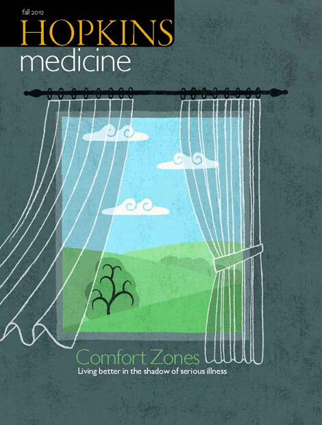 Hopkins Medicine Magazine Fall 2012 - Cover