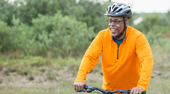 Combat Prostate Cancer with Exercise