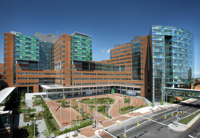 The Johns Hopkins Hospital Campus