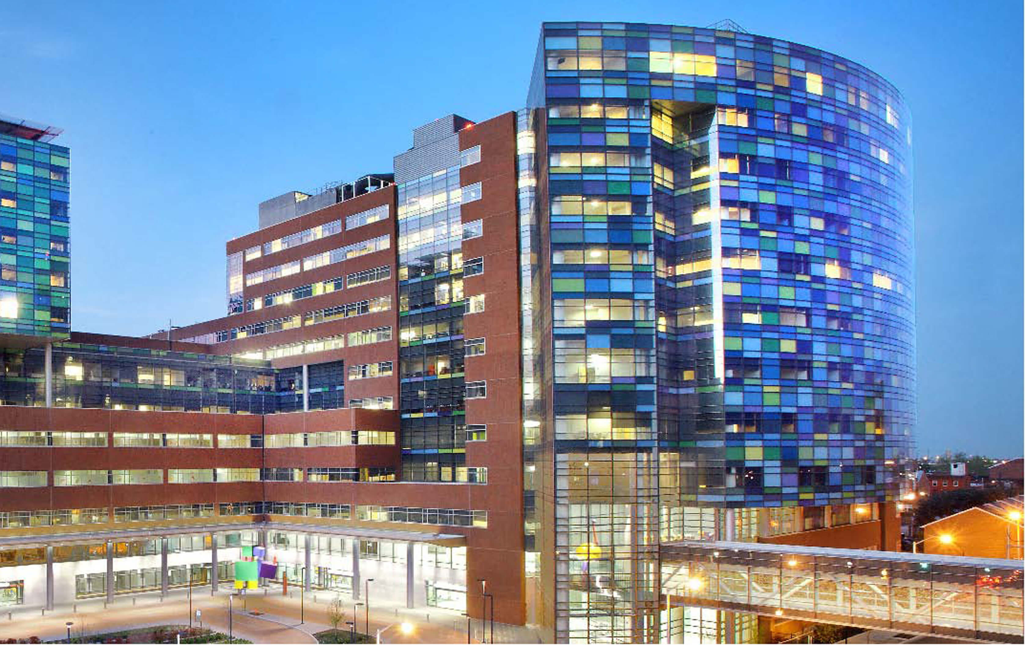 The Johns Hopkins Children's Center