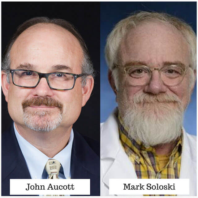 John Aucott and Mark Soloski on Ticks and Lyme Disease