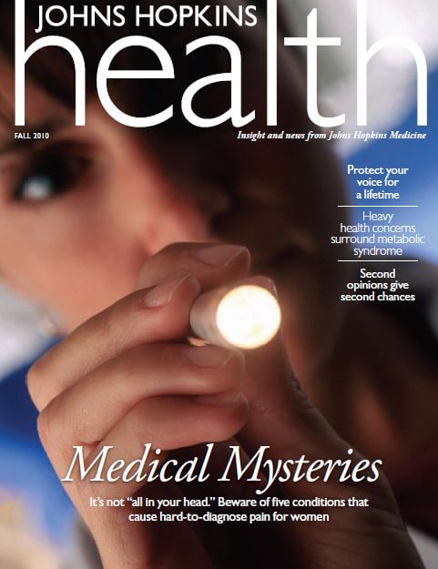 cover image with man and flashlight