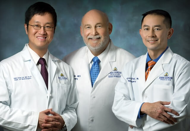 Dr. Lin, Thai and Jacobson