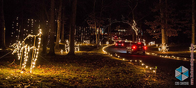 Symphony of lights drive through howard county general hospital symphony of lights aloadofball Images