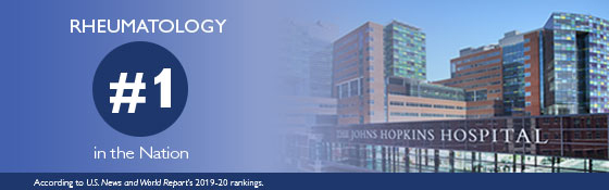 Johns Hopkins Rheumatology