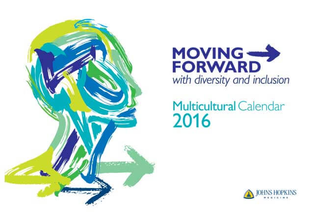 Multicultural Calendar 2016, Johns Hopkins Medicine