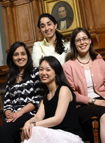 A few of tomorrow's Johns Hopkins-trained neurologists
