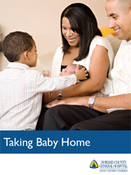 Taking Baby Home Booklet