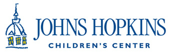 Johns Hopkins Children's Center logo