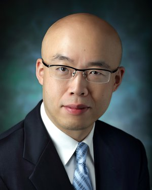 Photo of Dr. Jin He, M.D., Ph.D.