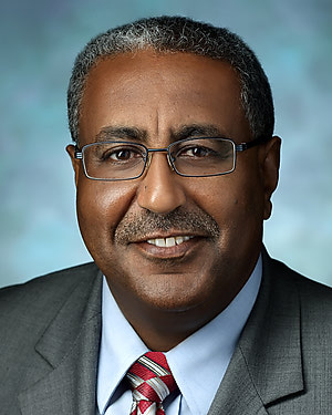 Photo of Dr. Amde Selassie Shifera, M.D., M.S., Ph.D.