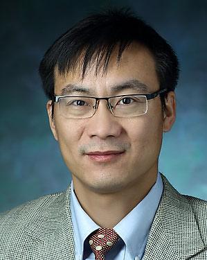 Photo of Dr. Jiadi Xu, M.S., Ph.D.