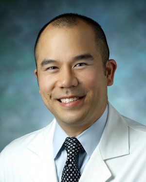 Photo of Dr. Jonathan Tze-Wei Ho, M.A., M.D.