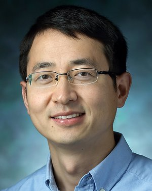 Photo of Dr. Zhaozhu Qiu, Ph.D.