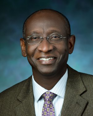 Photo of Dr. Rexford S. Ahima, M.D., Ph.D.