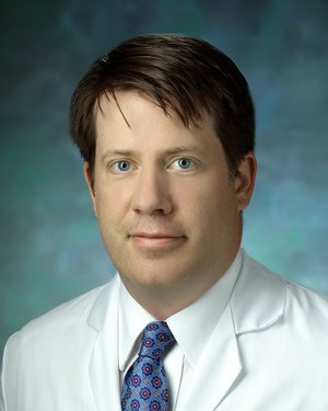 Photo of Dr. Christian Burris Gocke, M.D., Ph.D.