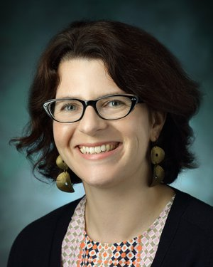 Photo of Dr. Siobhan B. Cooke, M.Phil., Ph.D.