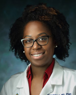 Photo of Dr. Alexis Shea Hammond, M.D., Ph.D.