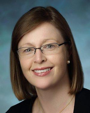 Photo of Dr. Katherine Long Allen, M.D., M.Sc.