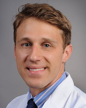 Photo of Dr. Lee Andrew Goeddel, M.D., M.P.H.