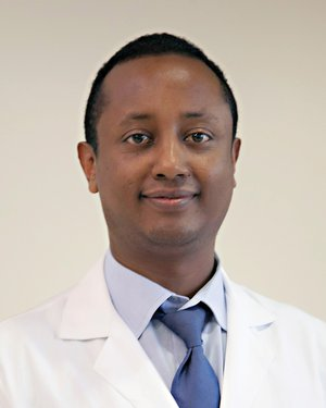 Photo of Dr. Agazi Gebremariam Gebreselassie, M.D., M.Sc.