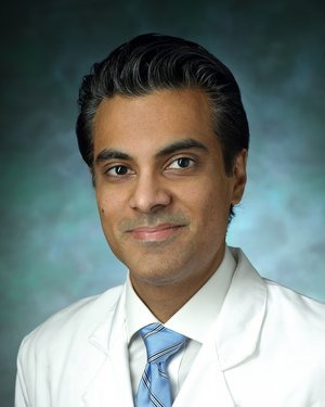 Photo of Dr. Abhishek Srinivas, M.D.