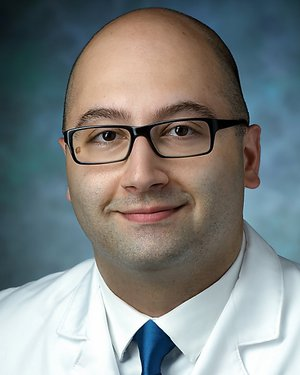 Photo of Dr. Babak Behnam Azad, Ph.D.