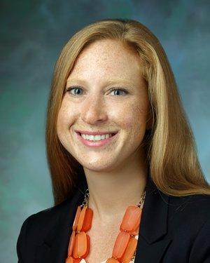 Photo of Dr. Lauren Elise Benishek, Ph.D.