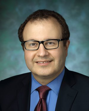 Photo of Dr. Amir Reza Batouli, M.D.