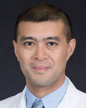 Photo of Dr. Eric Jonas Gapud, M.D., Ph.D.