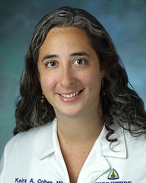 Photo of Dr. Keira A Cohen, M.D.