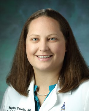 Photo of Dr. Meghan Laura Bernier, M.D.