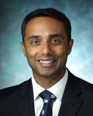 Photo of Dr. Simon Cochukattil Mathews, M.D.