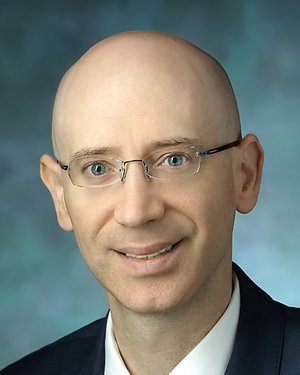 Photo of Dr. Jordan Steinberg, M.D., Ph.D.