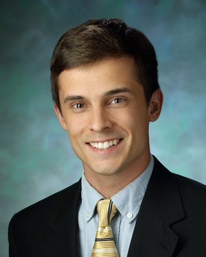 Photo of Dr. Ryan Thomas Roemmich, Ph.D.